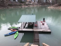Docks (Geist Reservoir Classifieds)