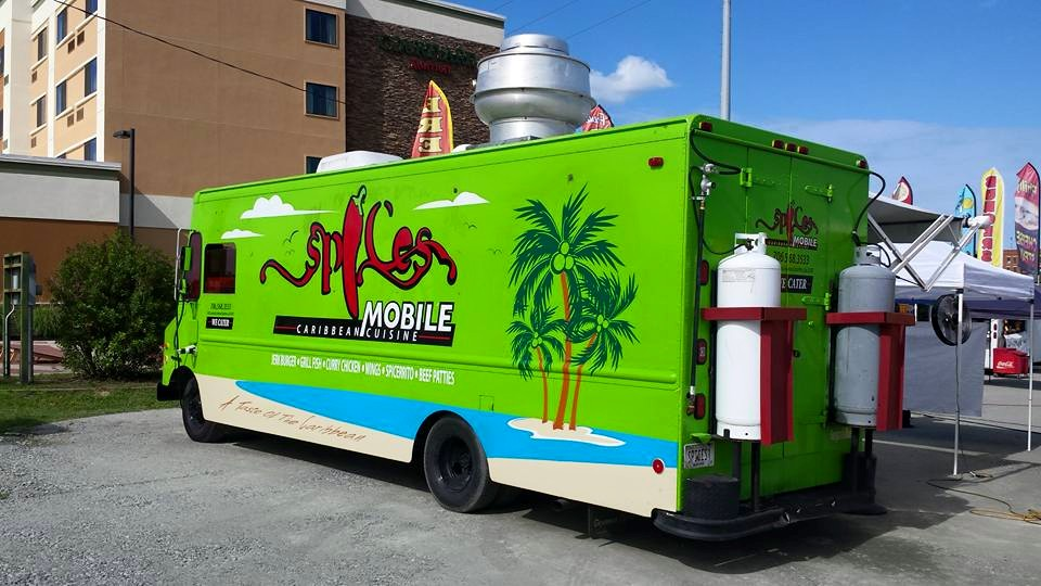 Food Trucks Columbus Ga