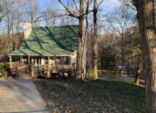 TreeTops Lake House near Townville