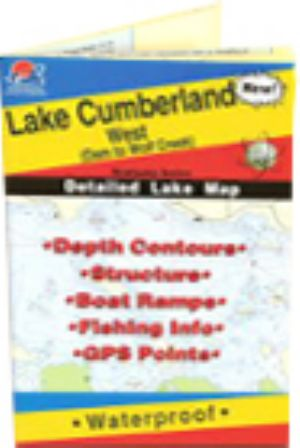 Lake Cumberland (West Section - Dam to Wolf Creek), Kentucky ...