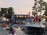 Lake MartinGood Times stage