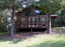 Sardis Lake Rental Home