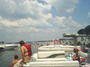 Lake MartinLooking down row 8