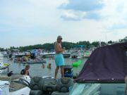 Lake MartinWhich boat is my fiance on