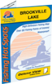 Brookville Lake, Indiana  Waterproof Map (Fishing Hot Spots)