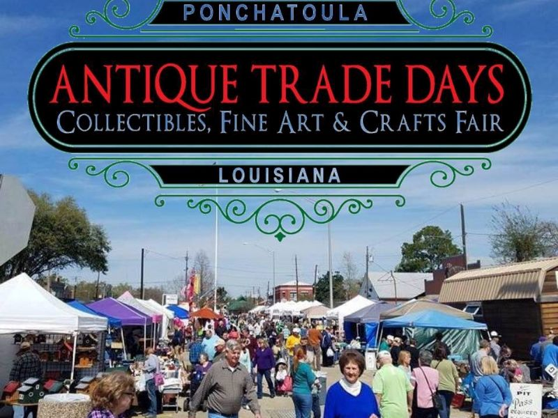 Ponchatoula Antique Trade Days